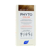 PHYTO-COLOR 8.3 BLOND CLAIR DORE 3338221002464